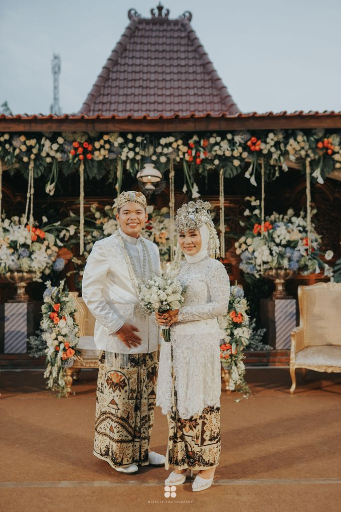 Wedding Day by Imam - Putri & Abid by Miracle Photography - 043
