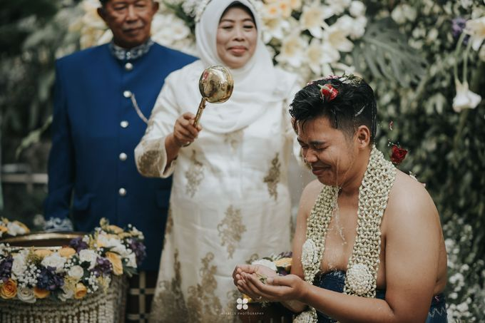Wedding Day by Imam - Putri & Abid by Miracle Photography - 022