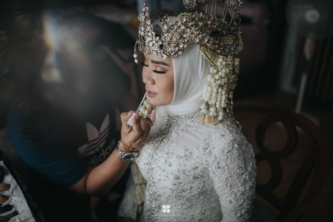 Wedding Day by Imam - Putri & Abid by Miracle Photography - 023