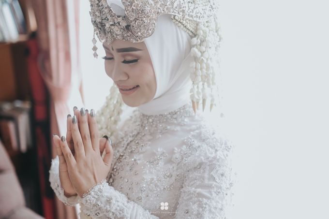 Wedding Day by Imam - Putri & Abid by Miracle Photography - 024