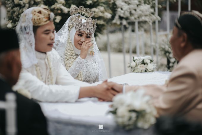 Wedding Day by Imam - Putri & Abid by Miracle Photography - 026
