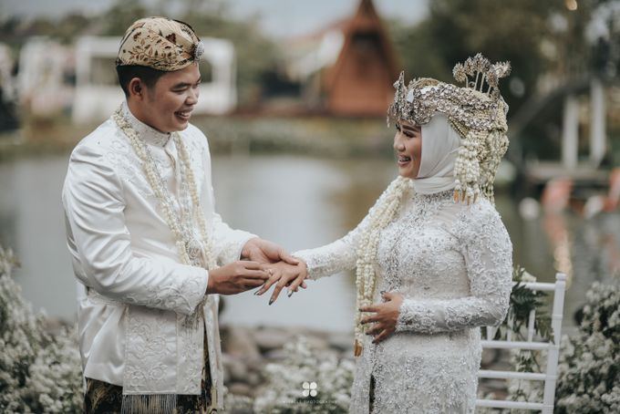 Wedding Day by Imam - Putri & Abid by Miracle Photography - 027