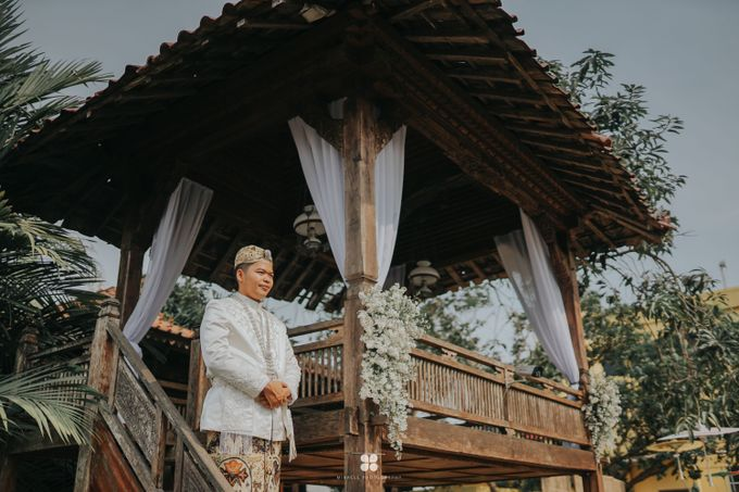 Wedding Day by Imam - Putri & Abid by Miracle Photography - 036