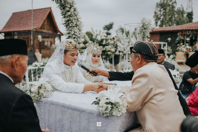 Wedding Day by Imam - Putri & Abid by Miracle Photography - 039