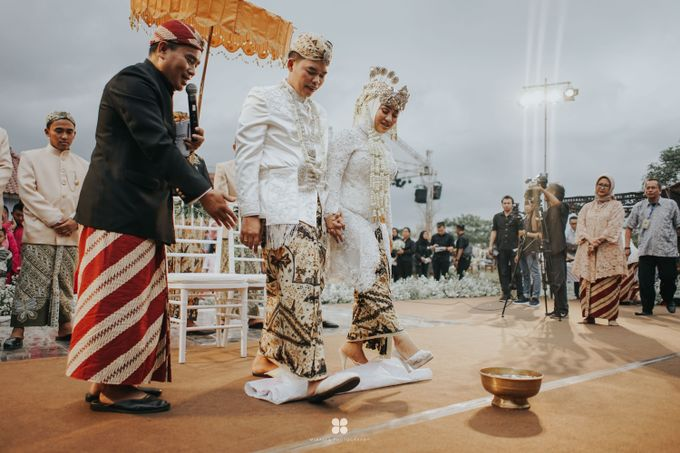 Wedding Day by Imam - Putri & Abid by Miracle Photography - 045