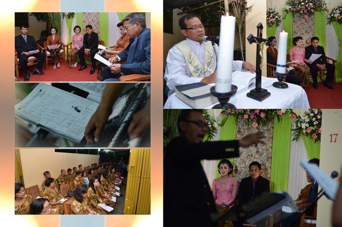 Pemberkatan Pernikahan Diza & Dani by Creative Fotografi - 006