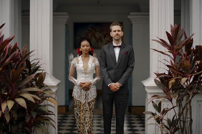 Wedding Dennis & Anna by Patron Wedding Organizer Yogyakarta - 005