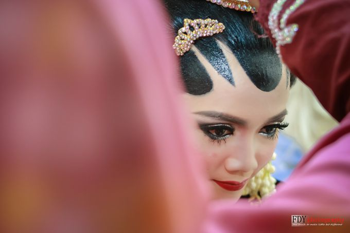 Dhilla & Agif Wedding by FDY Photography - 014