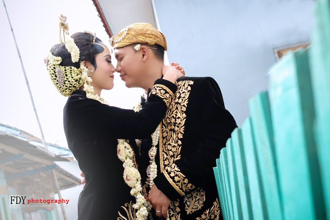 Dhilla & Agif Wedding by FDY Photography - 012