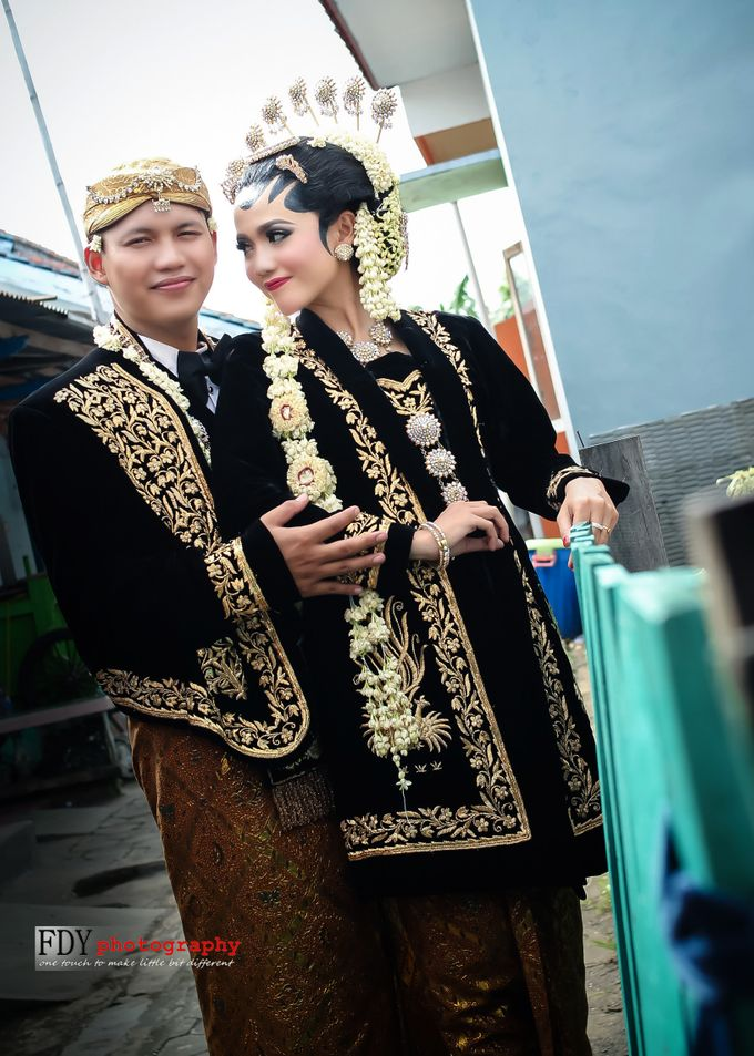 Dhilla & Agif Wedding by FDY Photography - 010