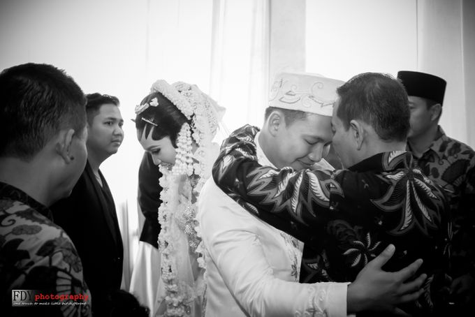 Dhilla & Agif Wedding by FDY Photography - 007