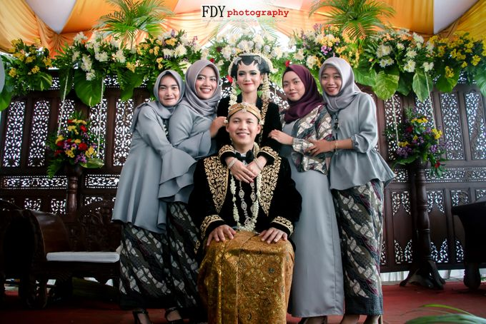 Dhilla & Agif Wedding by FDY Photography - 006
