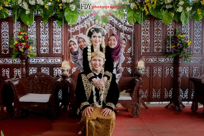 Dhilla & Agif Wedding by FDY Photography - 005