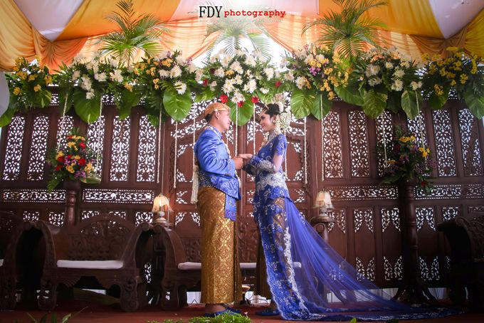 Dhilla & Agif Wedding by FDY Photography - 004