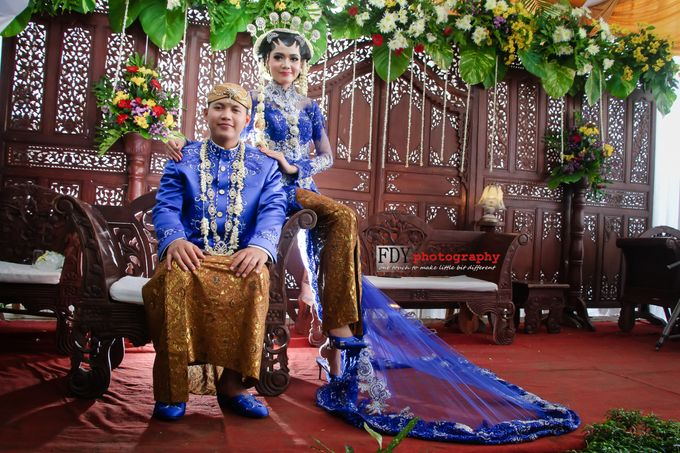 Dhilla & Agif Wedding by FDY Photography - 003