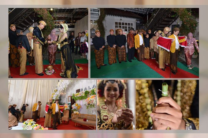 Foto Pernikahan Adat Jawa Modern Galih & Dian by Creative Fotografi - 019
