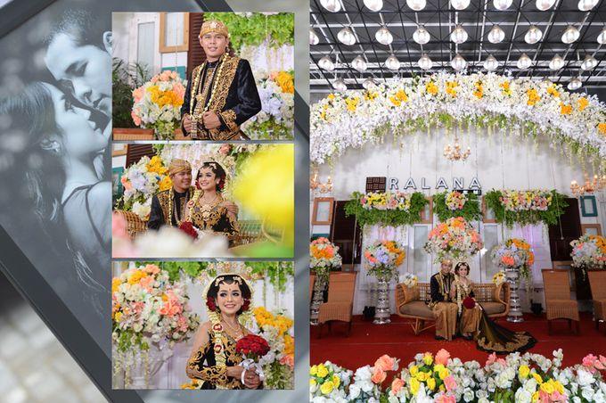Foto Pernikahan Adat Jawa Modern Galih & Dian by Creative Fotografi - 026