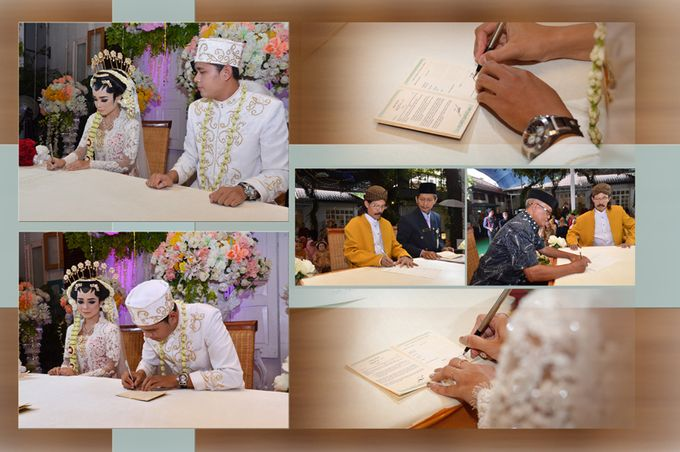 Foto Pernikahan Adat Jawa Modern Galih & Dian by Creative Fotografi - 009