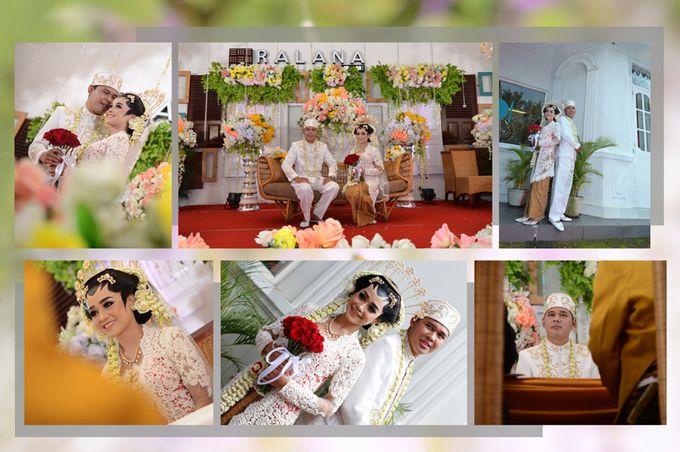 Foto Pernikahan Adat Jawa Modern Galih & Dian by Creative Fotografi - 012