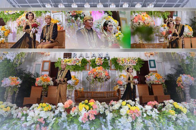 Foto Pernikahan Adat Jawa Modern Galih & Dian by Creative Fotografi - 028