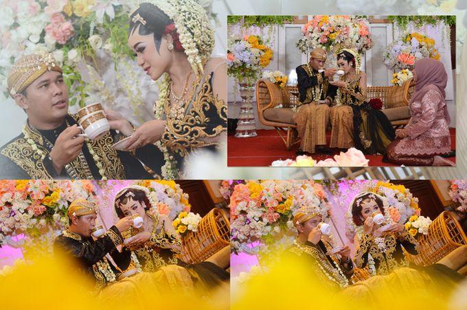 Foto Pernikahan Adat Jawa Modern Galih & Dian by Creative Fotografi - 021