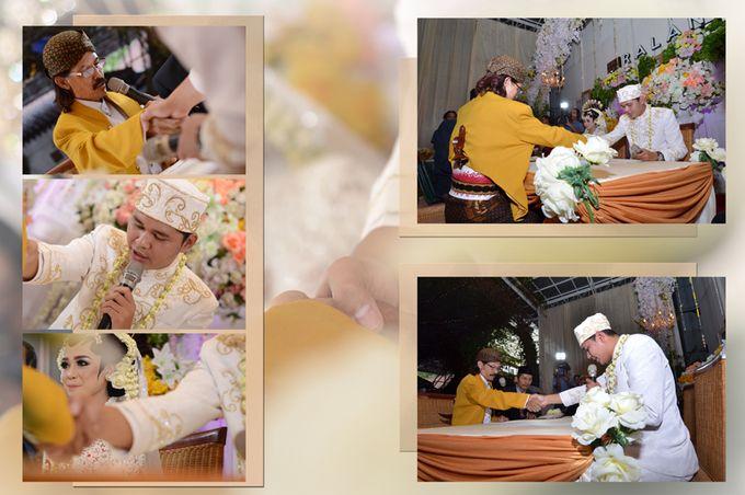 Foto Pernikahan Adat Jawa Modern Galih & Dian by Creative Fotografi - 006