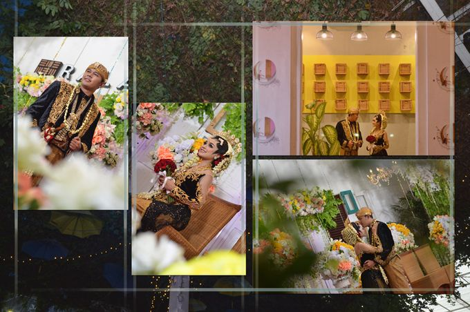 Foto Pernikahan Adat Jawa Modern Galih & Dian by Creative Fotografi - 027