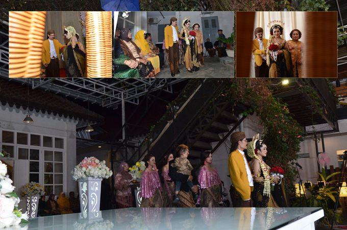 Foto Pernikahan Adat Jawa Modern Galih & Dian by Creative Fotografi - 017