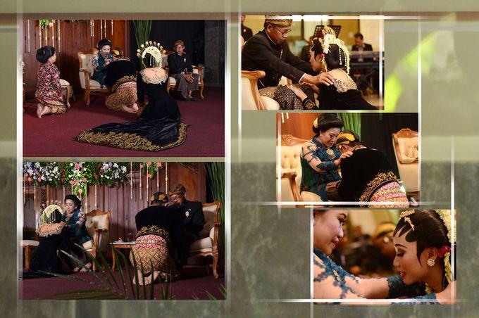 Pemberkatan Pernikahan Diza & Dani by Creative Fotografi - 027