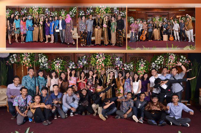 Pemberkatan Pernikahan Diza & Dani by Creative Fotografi - 033