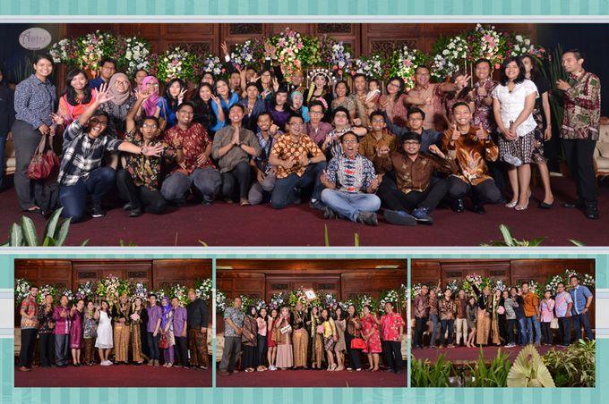 Pemberkatan Pernikahan Diza & Dani by Creative Fotografi - 034