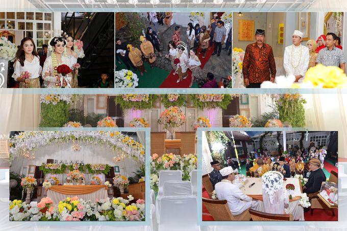 Foto Pernikahan Adat Jawa Modern Galih & Dian by Creative Fotografi - 005