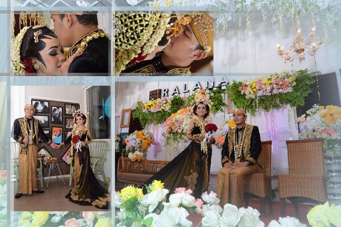 Foto Pernikahan Adat Jawa Modern Galih & Dian by Creative Fotografi - 029