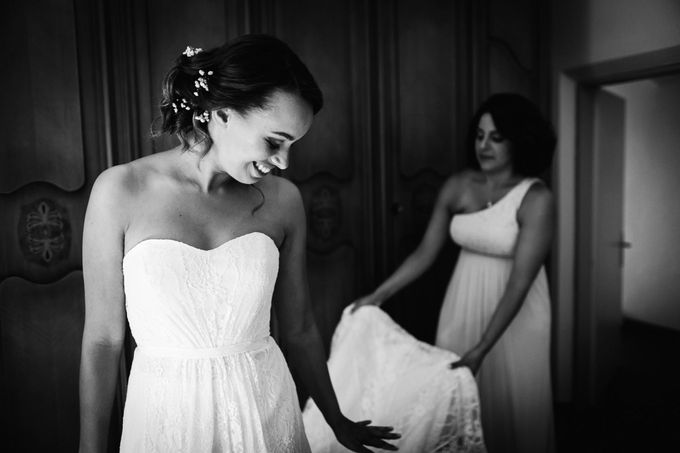 Outdoor wedding in Tuscany by Laura Barbera Photography - 019