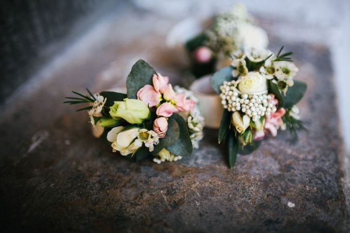 Outdoor wedding in Tuscany by Laura Barbera Photography - 012