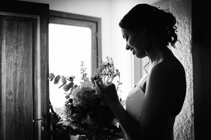 Outdoor wedding in Tuscany by Laura Barbera Photography - 020