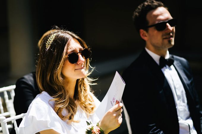 Outdoor wedding in Tuscany by Laura Barbera Photography - 029