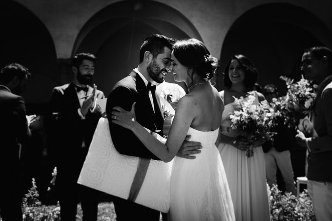 Outdoor wedding in Tuscany by Laura Barbera Photography - 032