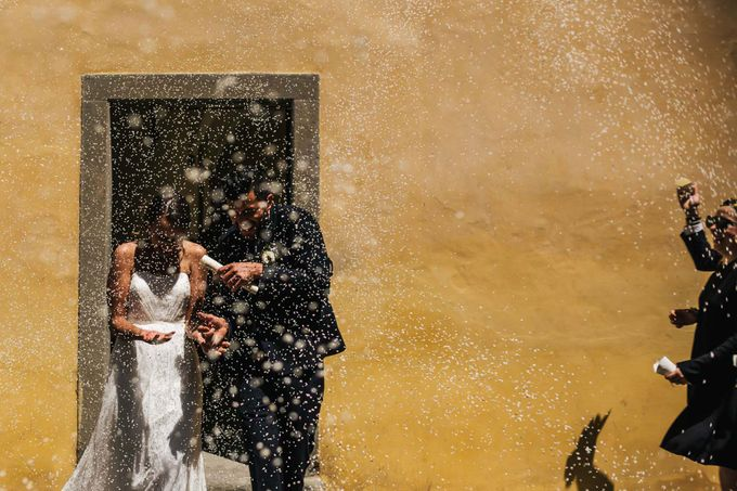 Outdoor wedding in Tuscany by Laura Barbera Photography - 034
