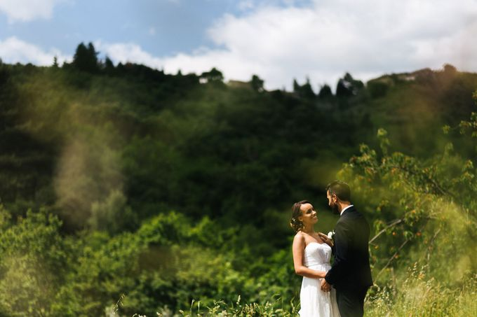 Outdoor wedding in Tuscany by Laura Barbera Photography - 036