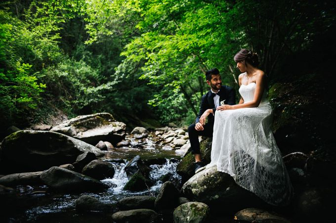 Outdoor wedding in Tuscany by Laura Barbera Photography - 042