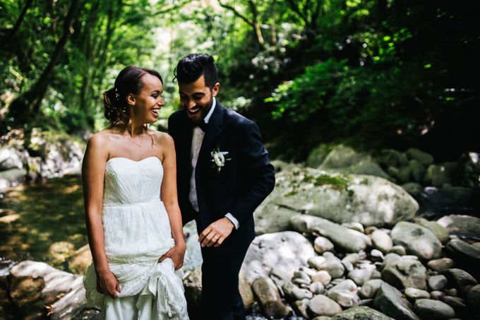Outdoor wedding in Tuscany by Laura Barbera Photography - 044