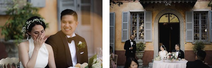 Luxury and classy destination wedding at Lake Como in Italy by Fotomagoria - 046