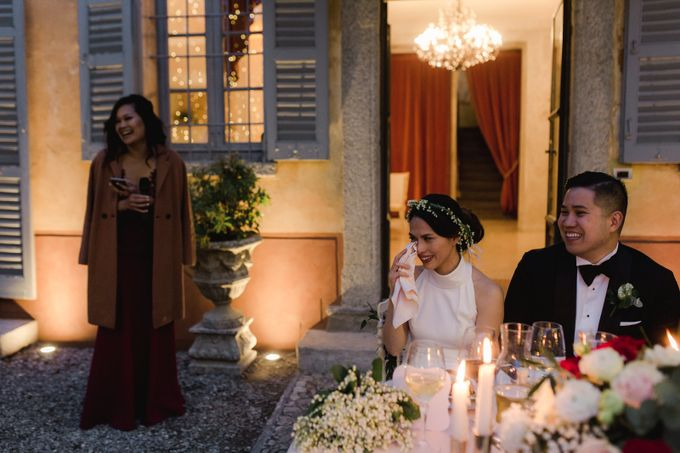 Luxury and classy destination wedding at Lake Como in Italy by Fotomagoria - 050