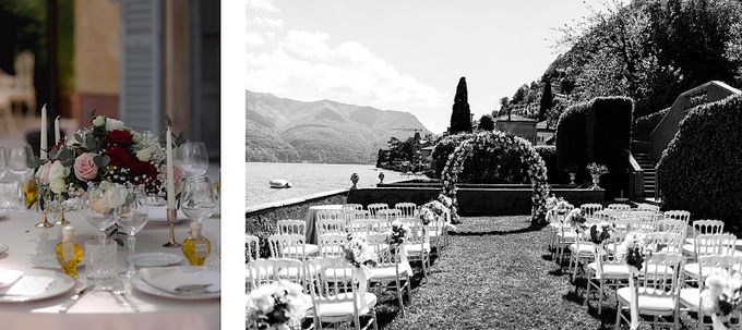 Luxury and classy destination wedding at Lake Como in Italy by Fotomagoria - 004