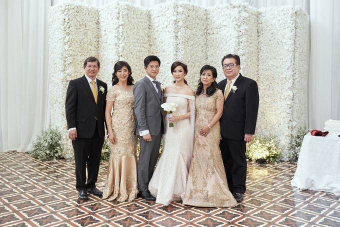Wedding of Ferdian & Priska by Wong Hang Distinguished Tailor - 014