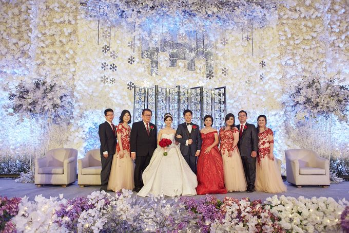Wedding of Ferdian & Priska by Wong Hang Distinguished Tailor - 020