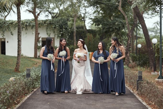 Wedding of Ferdian & Priska by Wong Hang Distinguished Tailor - 018