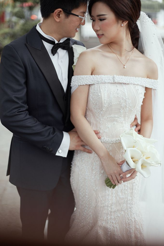 Wedding of Ferdian & Priska by Wong Hang Distinguished Tailor - 011