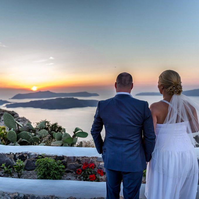 Destination Weddings In Greece by Joanna Loukaki Weddings and Events - 002